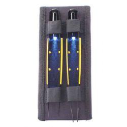 GENERAL TOOLS 70402, 2 PC SET-UT LIGHTED TWEEZERS 70402