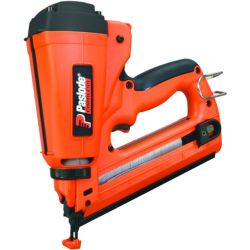 """ITW CONSTRUCTION PRODUCTS PASLODE 900600, NAILER-FINISH CORDLESS ANGLE - IM250A 3/4""""- 2-1/2"""" CAP 16 GA 900600"""
