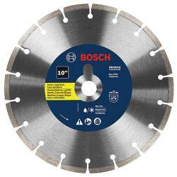 "BOSCH DB1041S, 10"" DIAMOND BLADE - SEGMENTED RIM DB1041S"