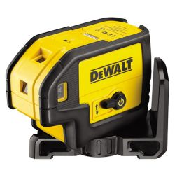 DEWALT DW085K, SELF LEVELLING 5 POINT LASER - DW085K