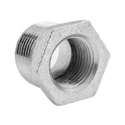 BMI 36147, HEX BUSHING-GALVANIZED - 2-1/2 X 1-1/2 - 36147