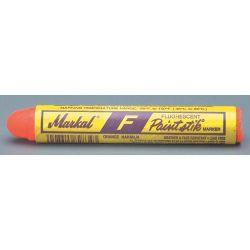 LACO MARKAL 82831, MARKAL F PAINTSTIK - YELLOW - FLUORESCENT COLD SURFACE 82831