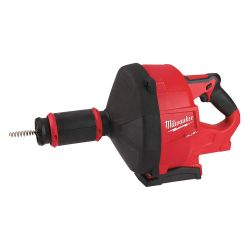 MILWAUKEE 2772A-20, DRAIN SNAKE M18 W/CABLE-DRIVE - LOCKING FEED SYSTEM 2772A-20