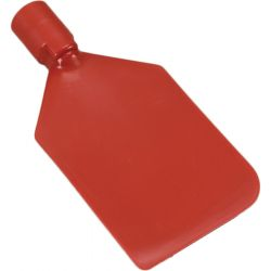 VIKAN PADDLE SCRAPER - FLEXIBLE - RED