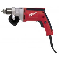 MILWAUKEE 0200-20, DRILL HEAVY DUTY 3/8 CAP - VSR 0-1200 RPM 0200-20