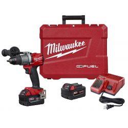 """MILWAUKEE 2803-22, DRILL/DRIVER KIT 1/2"""" - M18 FUEL 2803-22"""