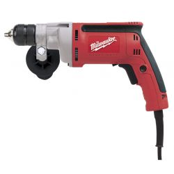 """MILWAUKEE 0201-20, 3/8"""" MAGNUM DRILL - 0-2500 RPM - WITH ALL METAL CHUCK 0201-20"""