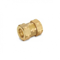 Gastite - CORRGATED SS GAS PIPE-COUPLING 3/4 INDOOR/OUTDOOR DO NOT BURY - XRCPL-1112