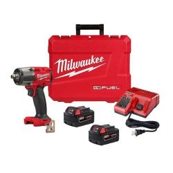 """IMPACT WRENCH KIT 1/2"""" - M18 FUEL W/FRICTION RING"""