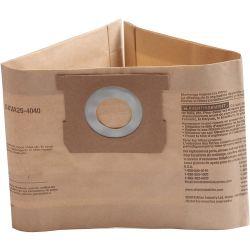 DEWALT VACUUM BAG-4G - DISPOSABLE FILTER (3 BAGS)