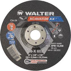 "WHEEL-GRINDING XCAVATOR XX - 6"" X 1/8"" X 7/8"" CERAMIC"