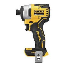 IMPACT DRIVER-COMPACT 20V MAX ATOMIC TOOL ONLY