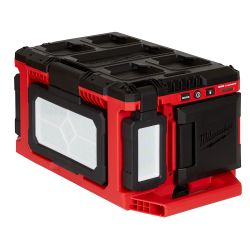 PACKOUT LIGHT/CHARGER M18 3000 LUMENS