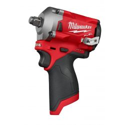 """IMPACT WRENCH: STUBBY M12 FUEL 1/2"""" HOG RING TOOL ONLY"""