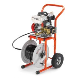 RIDGID 63877, ELECTRIC WATER JETTER - 115V - 1-1/4 TO 6 2200PSI 2.4 GPM 63877
