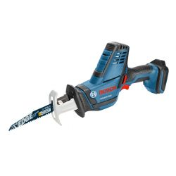 BOSCH GSA18V-083B, RECIPROCATING SAW - COMPACT - 18V TOOL ONLY GSA18V-083B