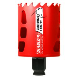 """FREUD DIABLO DHS2250CT, HOLESAW-CARBIDE TIPPED 2-1/4"""" DHS2250CT"""