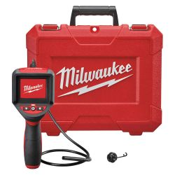 MILWAUKEE 2309-20, INSPECTION SCOPE KIT 9MM - 9V M-SPECTOR 3' CABLE 2309-20