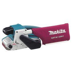 MAKITA 9903, BELT SANDER-PORTABLE 3 X 21 - 8.8 AMP W/DUST BAG 9903