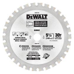 DEWALT DWA7770, BLADE-CIRCULAR SAW 5-1/2 - 30T METAL CUTTING DWA7770