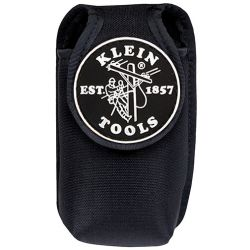 KLEIN TOOLS 5715, POWERLINE LG MOBILE PHONE - HOLDER, CORDURA NYLON, METAL 5715