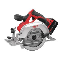 MILWAUKEE 2630-22, CORDLESS CIRCULAR SAW 18 VOLT - KIT 2630-22