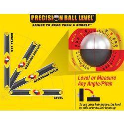 "C.H. HANSON 50048, LEVEL-PRECISION BALL 48"" - AVIATION STYLE BALL - 50048"