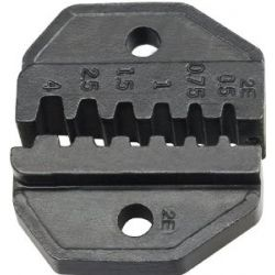 KLEIN TOOLS VDV205039, DIE SET FOR VDV200-010 - INS. - PIN TERM. OR NON-INS FERRULES, - VDV205039