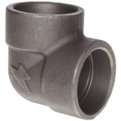 """CCTF CORPORATION 7525516, ELBOW 90'- 3000 LB 1"""" - FORGED STEEL SOC WELD 7525516"""