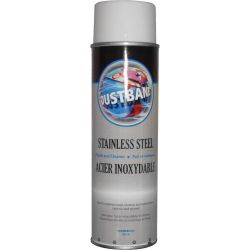 DUSTBANE 50172, STAINLESS STEEL CLEANER - 397GR AEROSOL - 50172