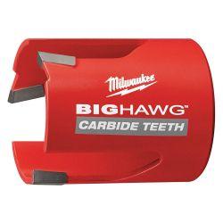 "MILWAUKEE 49-56-9215, HOLE CUTTER - 2-1/4"" BIG HAWG - W/10X LARGER CARBIDE TEETH 49-56-9215"