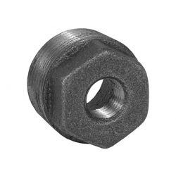 BMI 35139, HEX BUSHING-BLACK - 1-1/2 X 1/2 35139