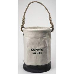 KUNY'S SW744, CANVAS LIFTING BAG - ROPE HANDLE SW744