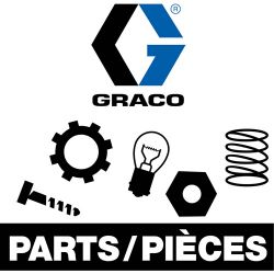 GRACO 24C205, FLUID PACKING ASSEMBLY - 24C205