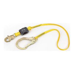 CAPITAL SAFETY GROUP CANADA DBI-SALA 1246102C, LANYARD-ABSORBING - 6' EZ STOP SHOCK - 1246102C
