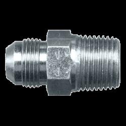 FAIRVIEW S3748-8B, CONNECTOR - STEEL - 1/2JICX1/4 MPT #848FS08-04 S3748-8B