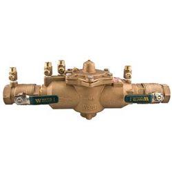 """WATTS WATER TECHNOLOGIES LF009-QT114, WATTS REDUCED PRESSURE - BACKFLOW 1-1/4"""" RPZA LF009-QT114"""