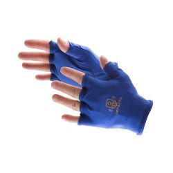 IMPACTO 501-00L, FINGERLESS POLYCOTTON IMPACTO - GLOVE - LARGE - SOLD/PR - 501-00L