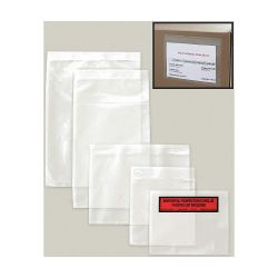 "WFS APPROVED FBC101, PACKING SLIP ENVELOPES - 4.5"" X 5.5"" BL 1000/CASE FBC101"