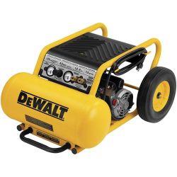 DEWALT D55171, 1.5 HP CONTINUOUS - 175 PSI - 7.5 GALLON COMPRESSOR - D55171