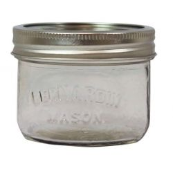 BERNARDIN 42-2523-4, MASON JAR WIDE MOUTH - 250 ML 42-2523-4
