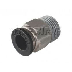 """TOPRING 44.128, CONNECTOR MAXFIT - 1/4"""" X 10-32 MUNF 44.128"""