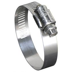 IDEAL CLAMP PRODUCTS HS128-1, GEAR CLAMP- #128 - 7- 5/8 TO 8- 1/2 HF-128 HS128-1