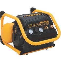 DEWALT DWFP55130, COMPRESSOR-ULTIMATE TRIM - 1.1 MAX HP/2.5GAL/200PSI/120V - DWFP55130