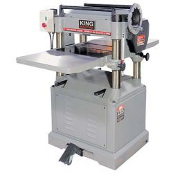 "KING TOOLS KC-385FX, 15"" 220V PLANER 15AMP - KC-385FX"