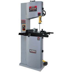 "KING TOOLS KC-1502FXB, BANDSAW- 14 WOOD 220VOLT - WITH 12"" RESAW KC-1502FXB"