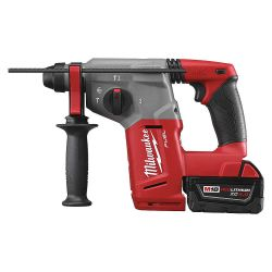 "MILWAUKEE 2712-22, ROTARY HAMMER KIT - M18 FUEL - 1"" SDS PLUS - 2712-22"