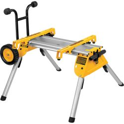 DEWALT DW7440RS, STAND-ROLLING TABLE SAW - DW7440RS