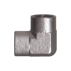FAIRVIEW S3748-6A, CONNECTOR - STEEL - 3/8JICX1/8 MPT #848FS06-02 - S3748-6A