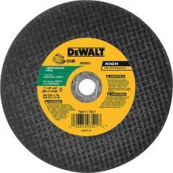 DEWALT DW3521, WHEEL 7 X 3/32 X 5/8 - MASONARY GRINDING WHEEL DW3521